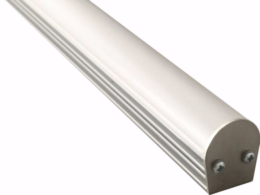 Ceiling mounted aluminium Linear lighting profile for LED modules DISSIPANTE ALTO by GLIP by S.I.L.E