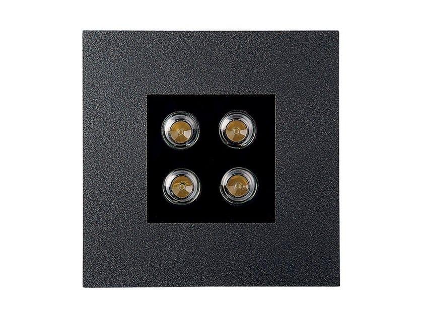 Faretto per esterno a LED da incasso DIVA Q1 by Aldabra