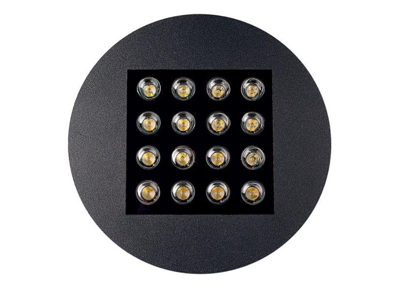 Faretto per esterno a LED da incasso DIVA R3 by Aldabra