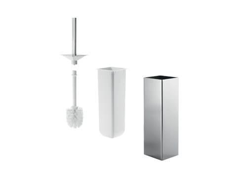 Metal toilet brush MAIWAY by INDA®