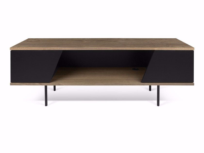 TV cabinet with cable management DIXIE by TemaHome