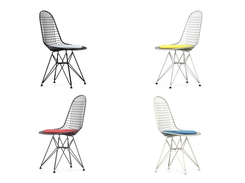 Metal chair DKR-5 by Vitra