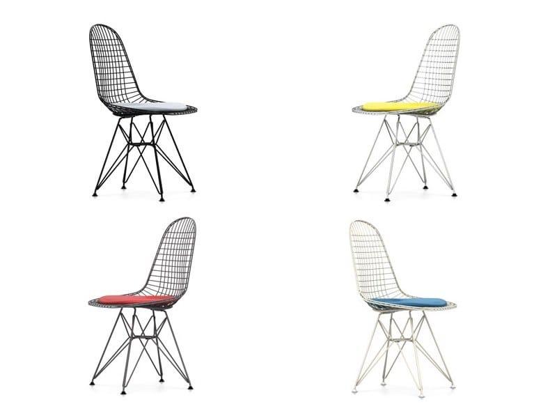Cadeira de metal DKR-5 by Vitra