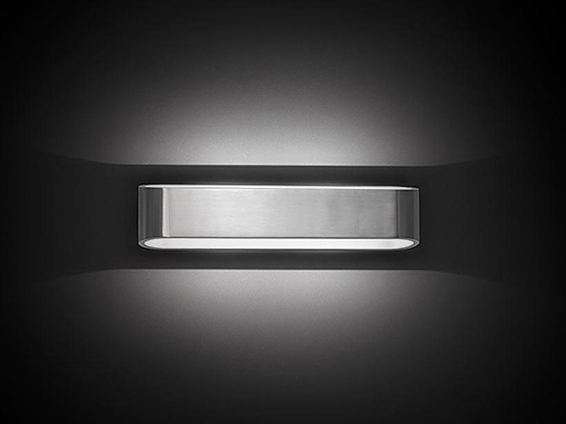 Applique a LED in alluminio DL006 by NOBILE ITALIA