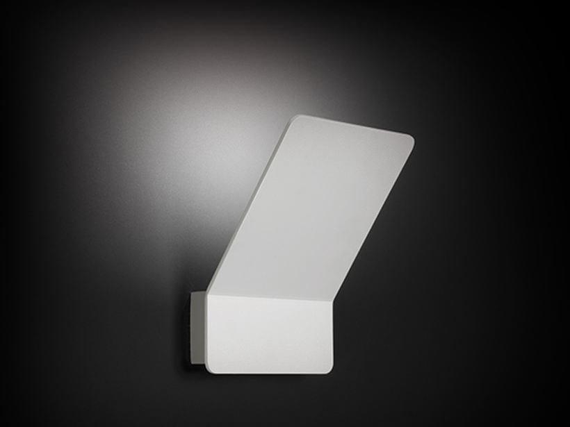 LED aluminium wall light DL008 by NOBILE ITALIA