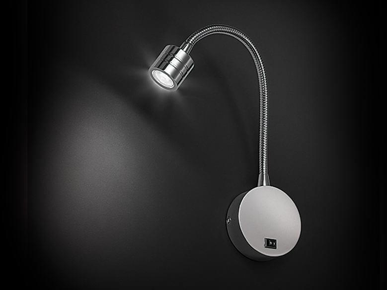 Applique a LED orientabile DL011 by NOBILE ITALIA