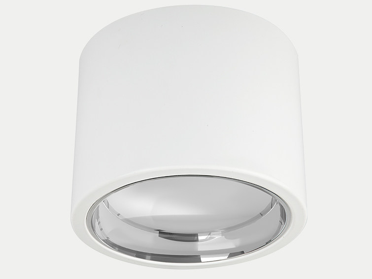 LED steel ceiling lamp DNCE by ES-SYSTEM