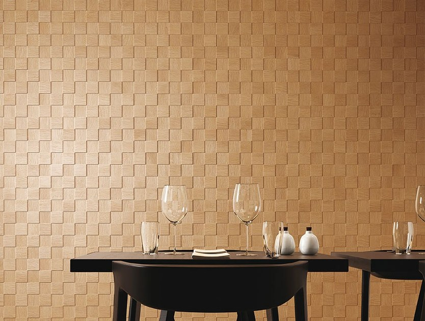 Porcelain stoneware 3D Wall Mosaic DOCKS | Mosaic by FAP ceramiche