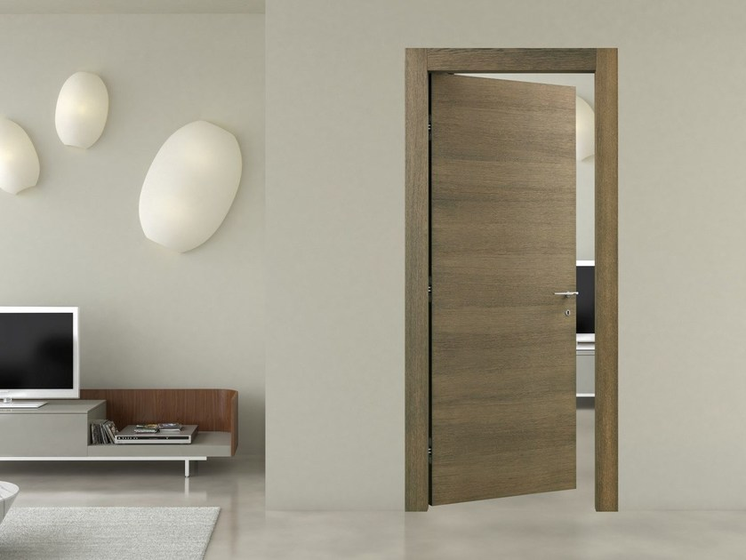 Hinged wooden door DOGA HORI Fashion Collection By Bertolotto Porte