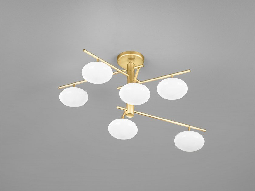 Metal ceiling lamp DOLCE H 46 by Metal Lux