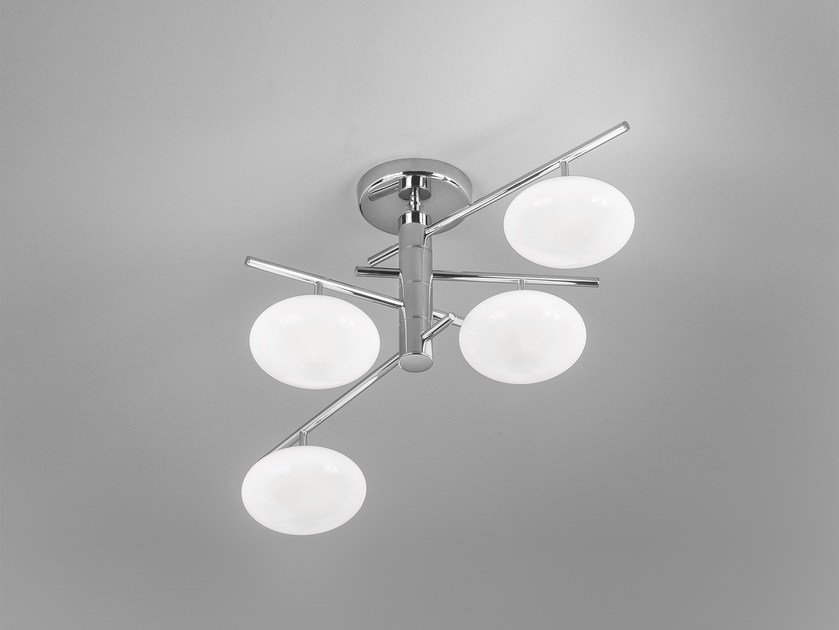 Metal ceiling lamp DOLCE H 36 by Metal Lux