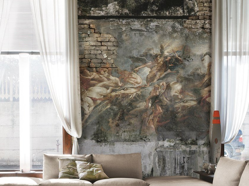 Wallpaper DOLCEVITA Wall Collection By Adriani e Rossi