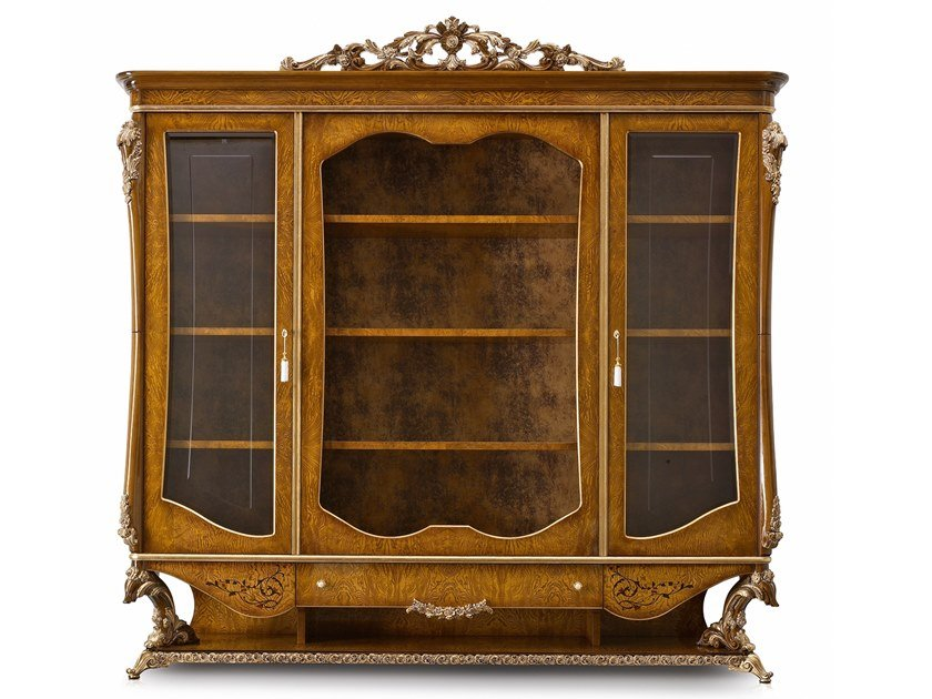 Freestanding bookcase DOLCEVITA   Bookcase by A.R. Arredamenti