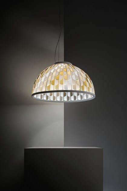 Sospensione Cristalflex® Led In Dome Slamp Lampada A E2HWD9I