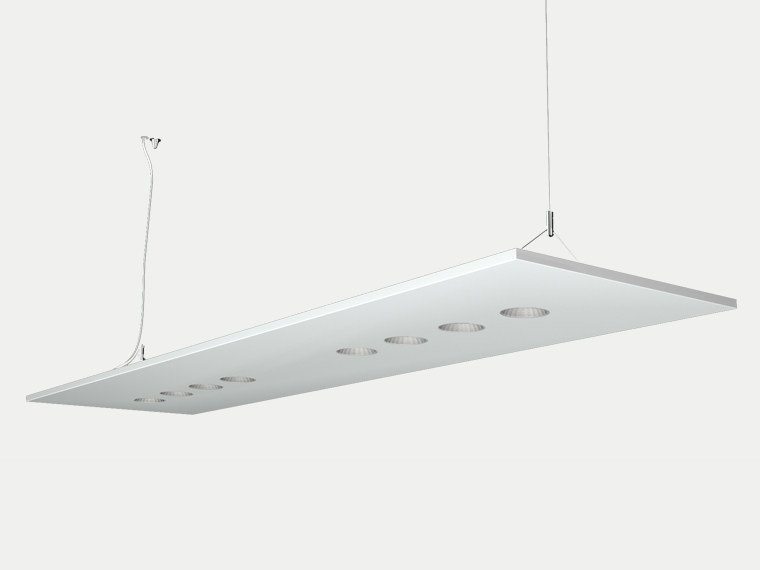Steel pendant lamp DOMINO | Pendant lamp by ES-SYSTEM