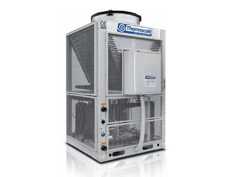 Refrigeratore e pompa di calore modulare aria/acqua DOMINO by Thermocold