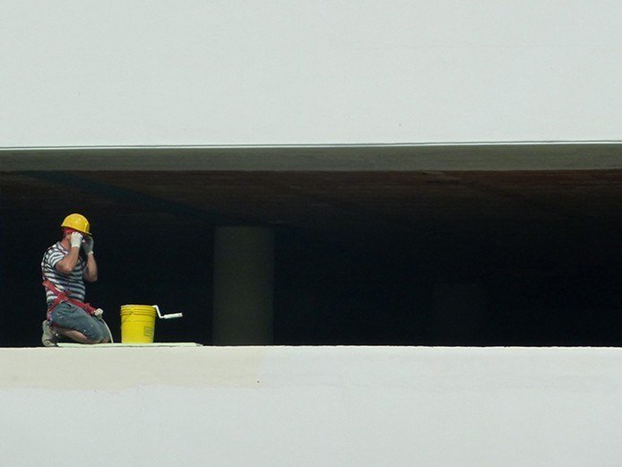 Decorative painting finish DOMOSIL FOTOCATALITICO by Harpo sandtex