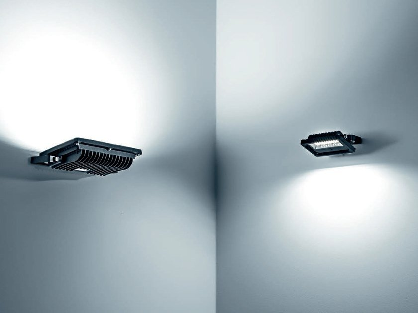 LED die cast aluminium Outdoor floodlight DON by Rossini Illuminazione