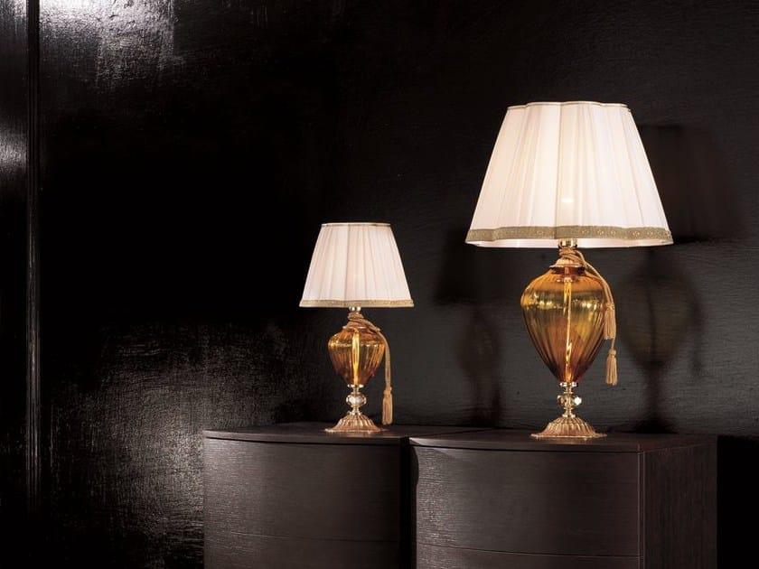 Table lamp DONATELLO ALICANTE LG1 LP1 by Euroluce Lampadari