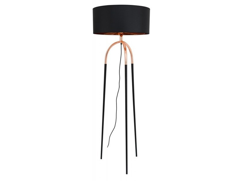 Contemporary style metal floor lamp DONG by Flam & Luce