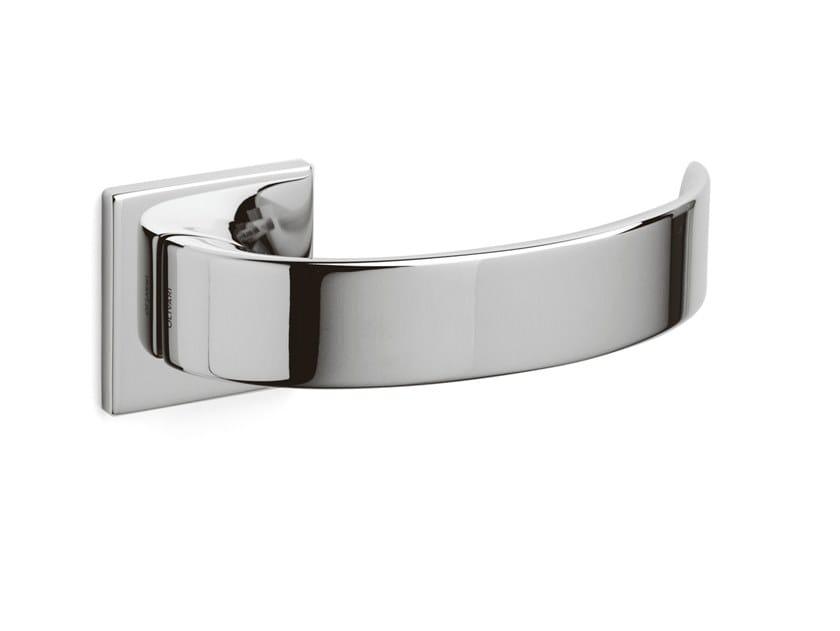 Brass door handle ARC | Door handle by OLIVARI
