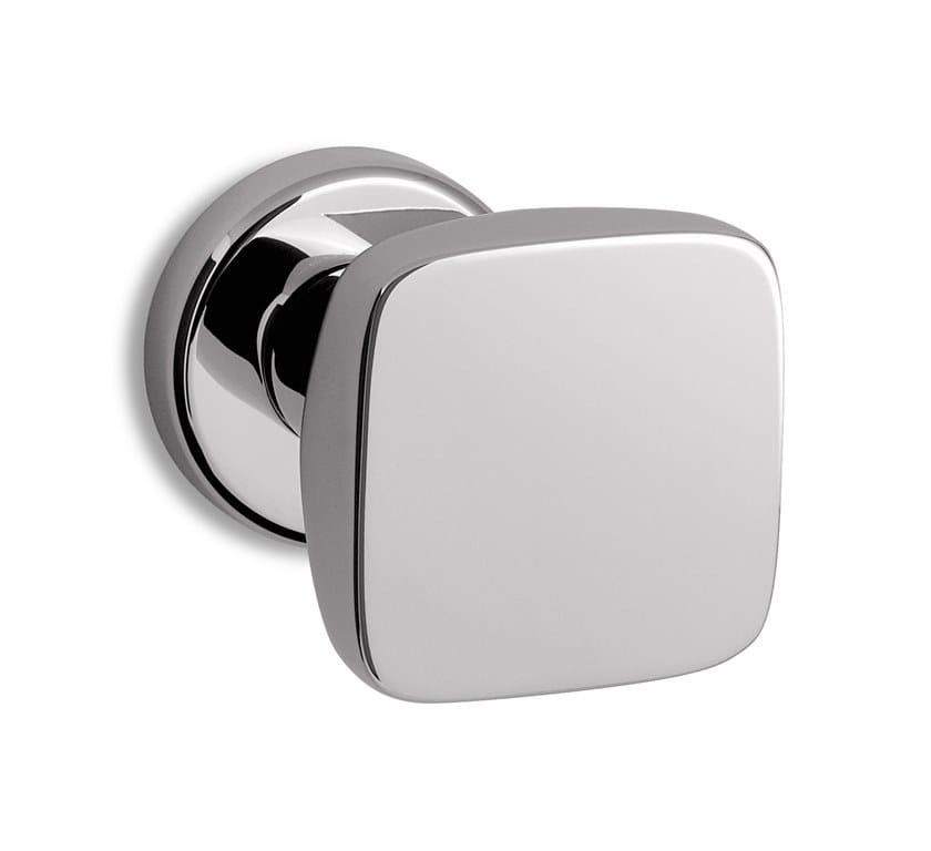 Brass door knob UNIT | Door knob by Ento
