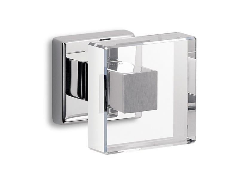 Brass door knob SHINY | Door knob by Ento
