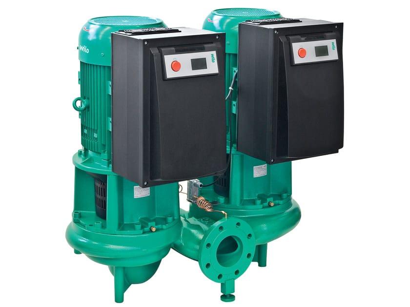 Pompa e circolatore per impianto idrico MULTICARGO FMC by WILO Italia