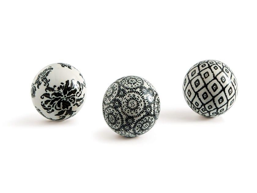 Ceramic decorative object DOROTEA MEDIUM by Fill
