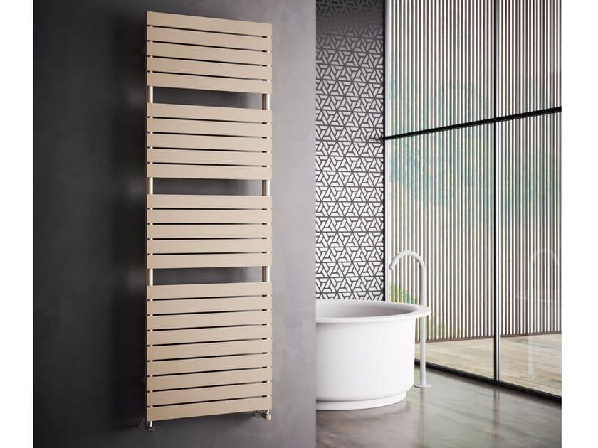 Scaldasalviette ad acqua calda verticale in acciaio al carbonio a parete DORY | Scaldasalviette ad acqua calda by CORDIVARI