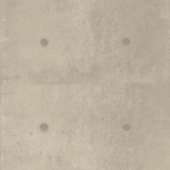 Porcelain stoneware wall/floor tiles with concrete effect DOT DECO GREIGE by Ceramica Fioranese