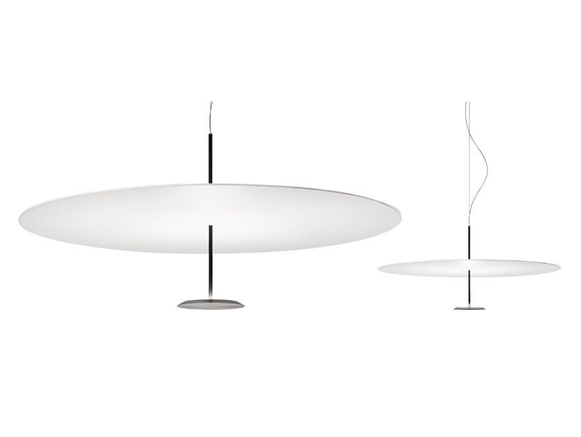 Lampada a sospensione a LED in alluminio con dimmer DOT by Lumina