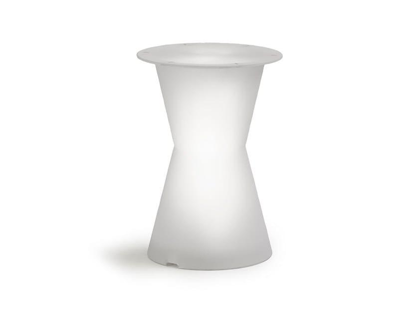 Polyethylene table base DOT | Polyethylene table base by Lyxo Design