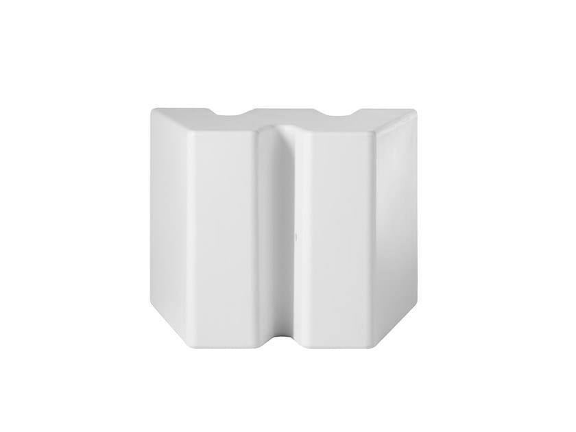 Low polyethylene stool DOUBLE U by SLIDE