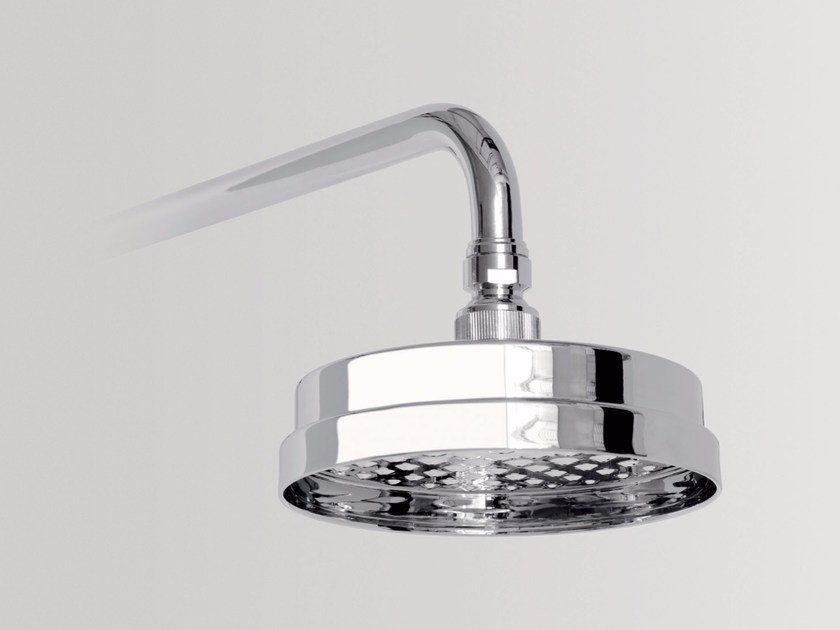 Wall-mounted rain shower with arm DOVER | Overhead shower by BATH&BATH