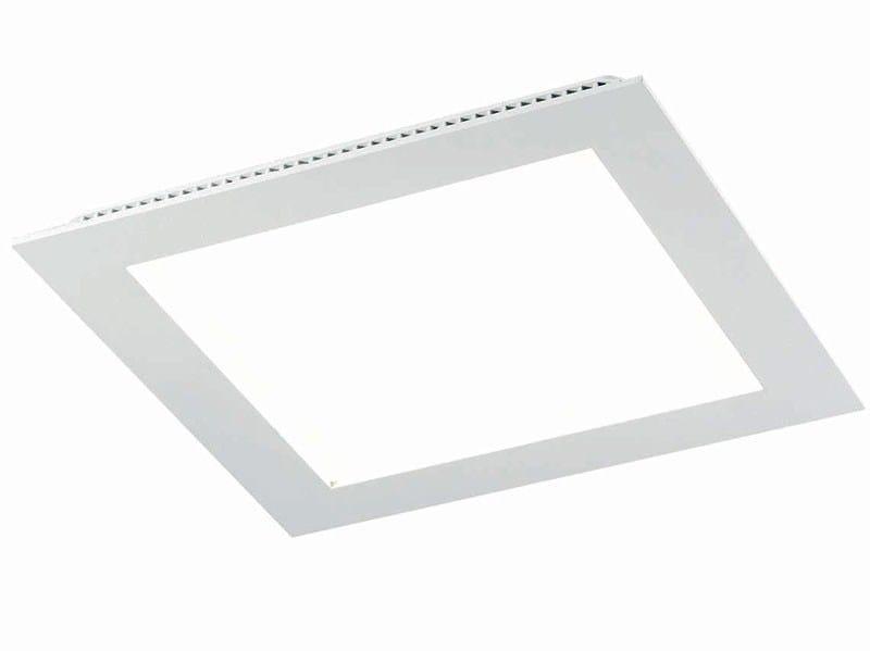 LED square recessed spotlight DOWNLIGHT | Square spotlight by Coenergia