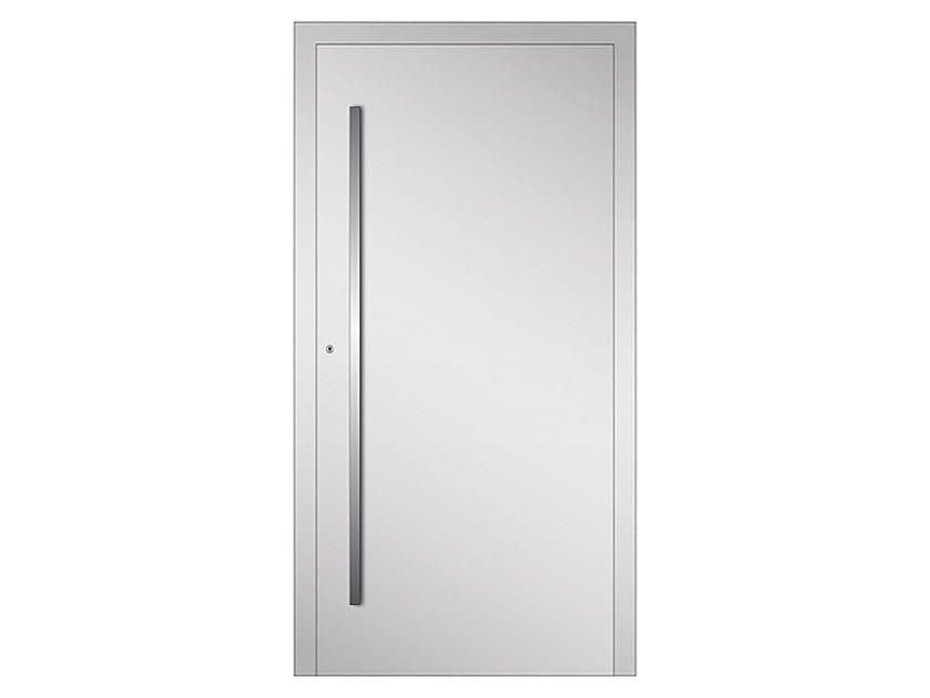 Aluminium armoured door panel DP 10   Door panel by EKO-OKNA