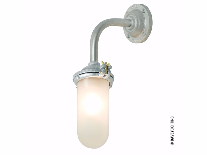 Metal wall lamp with fixed arm DP7684 | Wall lamp by Original BTC