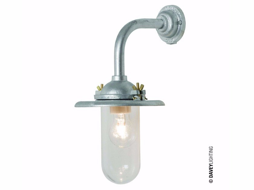 Metal wall lamp with fixed arm DP7685 | Metal wall lamp by Original BTC