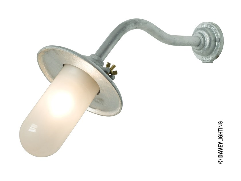 Metal wall lamp with fixed arm DP7685 | Wall lamp by Original BTC