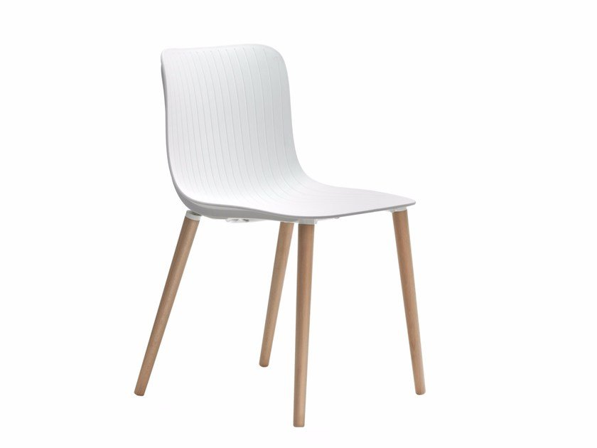 Polypropylene chair DRAGONFLY S0037 by Segis
