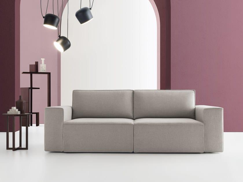 3 seater fabric sofa DRAKE | 3 seater sofa by Felis