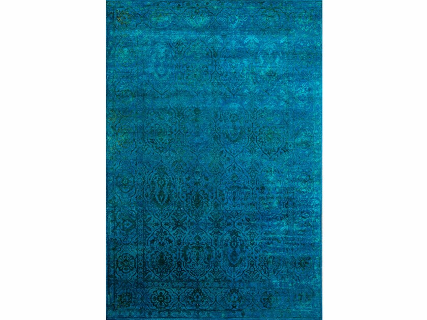 Solid-color rug DRASS NE-2349 Turkish Tile by Jaipur Rugs