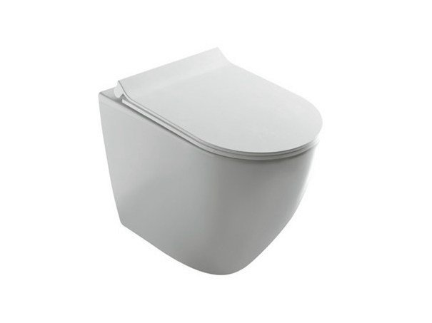 Ceramic toilet DREAM | Toilet by GALASSIA