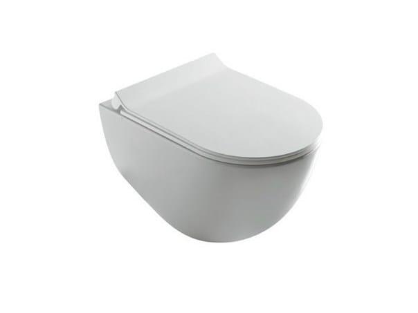 WC suspendu en céramique DREAM | WC suspendu by GALASSIA