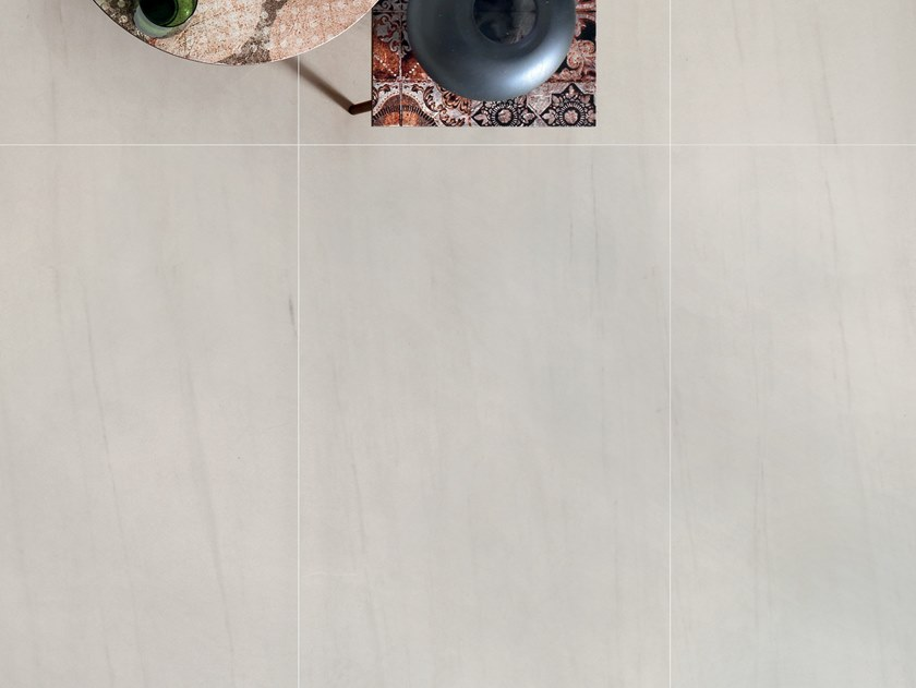 Porcelain stoneware flooring with marble effect DREAMING LASA AURORA by LEA CERAMICHE