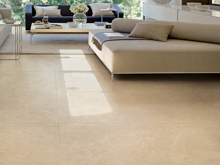 Porcelain stoneware flooring with marble effect DREAMING ROMANCE SAFARI by LEA CERAMICHE