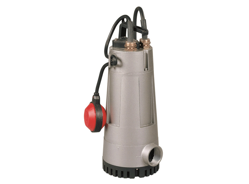 Clean and grey water on building sites DRENAG 500/700/900 by Dab Pumps