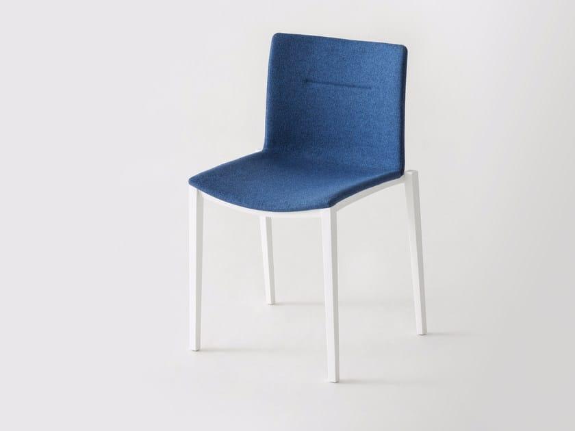 Technopolymer chair DRESS CLIPPERTON by GABER