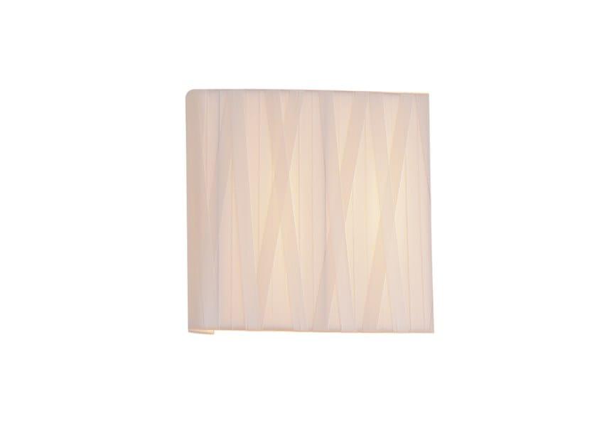 DRESS SQUARE | Wall light